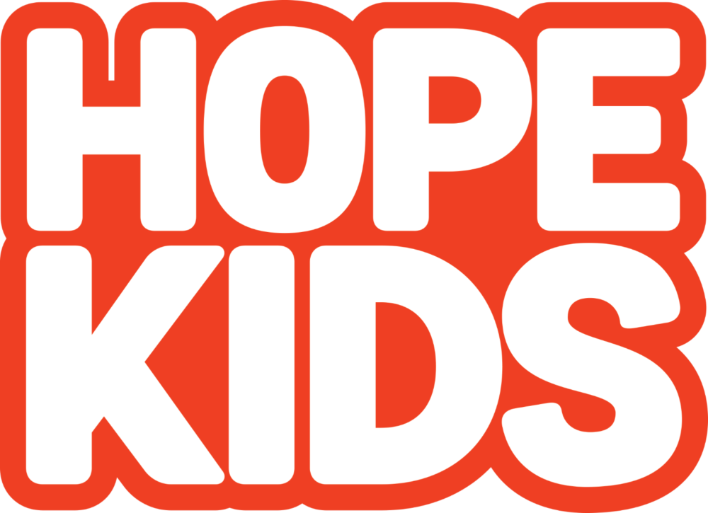 Hope Kids illustrated logo