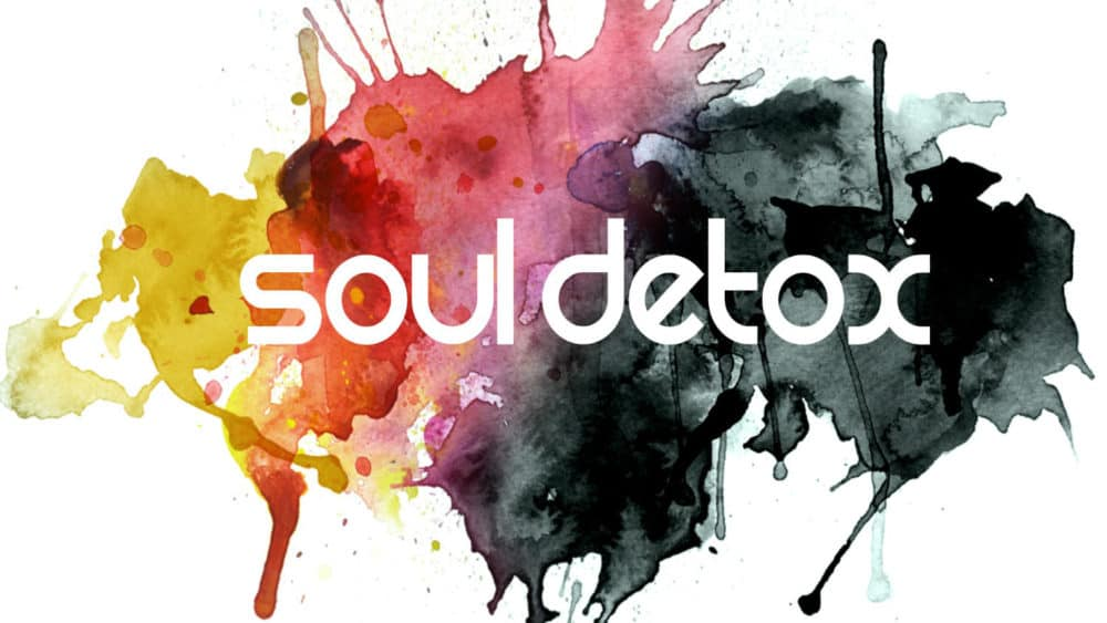 Poster for the Hope Church message series Soul Detox