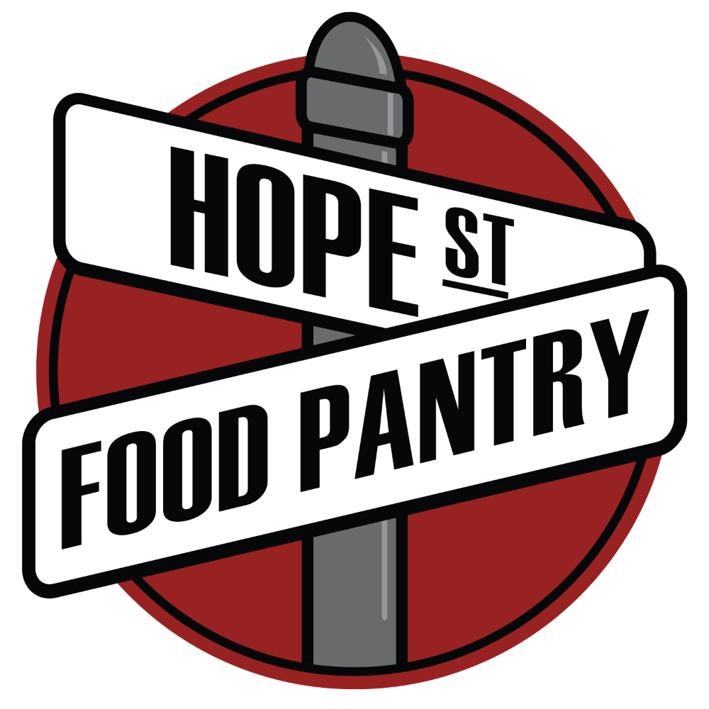 Hope Street Food Pantry logo badge