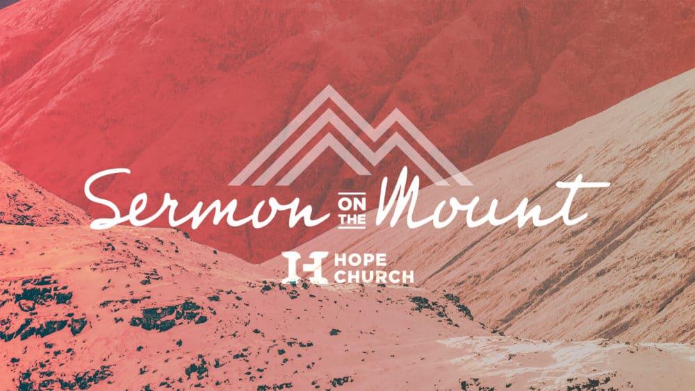 Poster for Sermon Series Sermon on the Mount